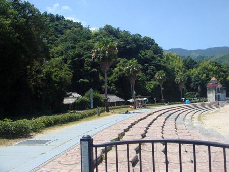 jud à Hiroshima - plage Oshima