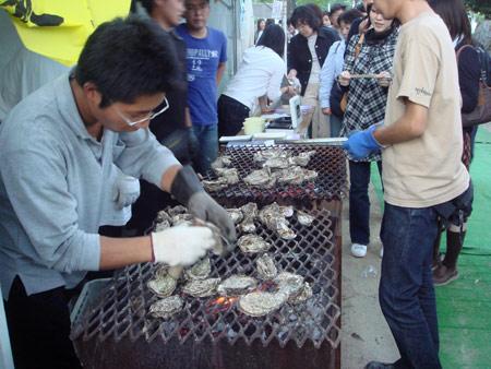 jud à Hiroshima - food festival Hiroshima