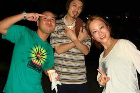jud à Hiroshima 6 aout Summer of Love