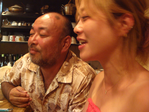 jud à Hiroshima - bateau Kure