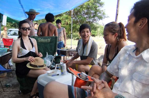 jud à Hiroshima - camp entre amis Miyajima